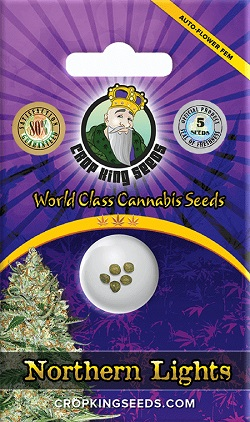 Northern Lights Autoflowering Cannabis Seeds
