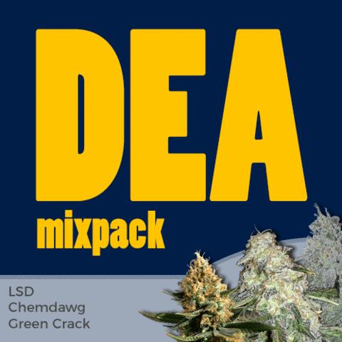 DEA Mixpack Cannabis Seeds