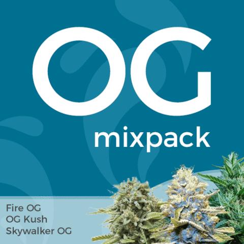 OG Mixpack Cannabis Seeds