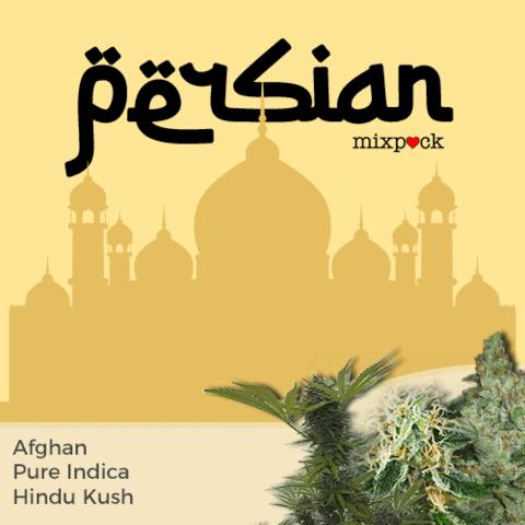 Persian Mixpack Cannabis Seeds